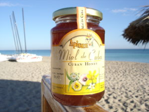 miel biologique de cuba
